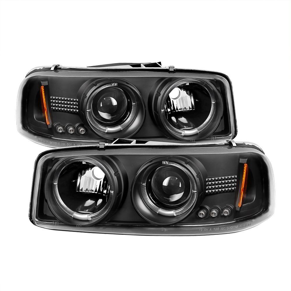 Spyder Auto Gmc Sierra 1500 2500 3500 99 06 Gmc Sierra Denali 02