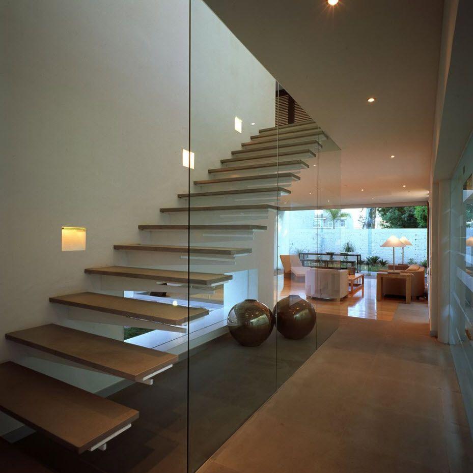 Escaleras En Madera Y Acero Escaleras Pinterest Escaleras En  ~ Escaleras Prefabricadas De Madera
