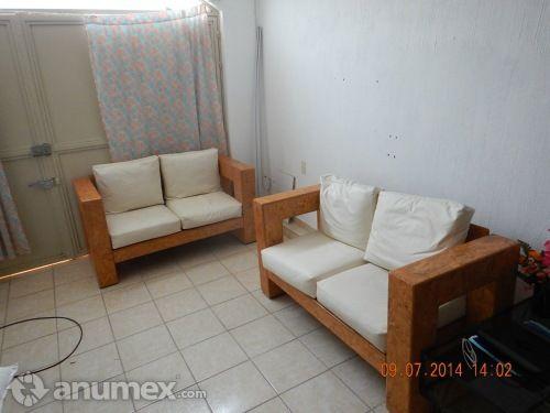 Sala rustica excelente estado y mueble para tv | Muebles rústicos ...