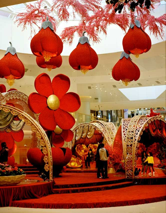 Hong Kong: Kowloon Calling | Chinese new year decorations ...