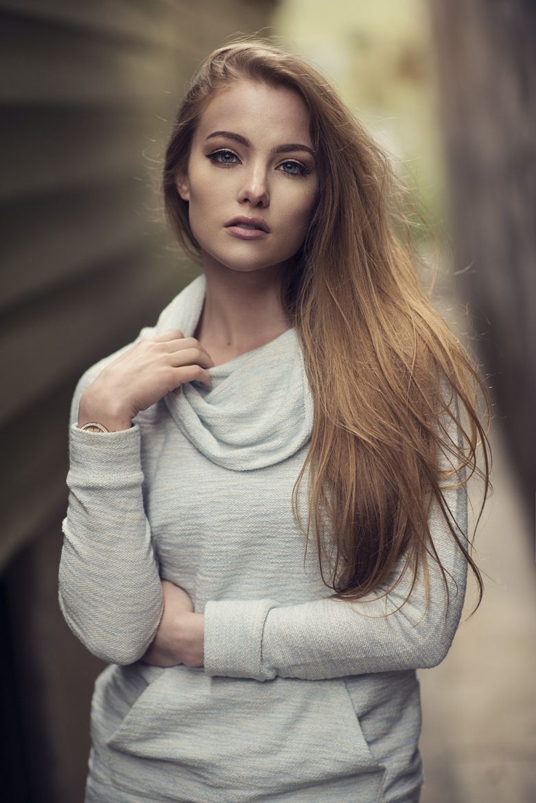 Outdoor Portrait Of A: Natural Light Por Dani Diamond En 500px