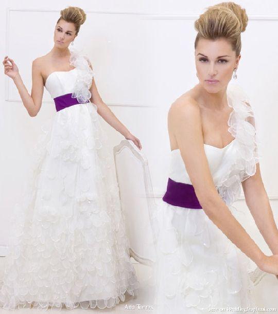 Black Girls In Lavender Wedding Dresses Wedding By Designs