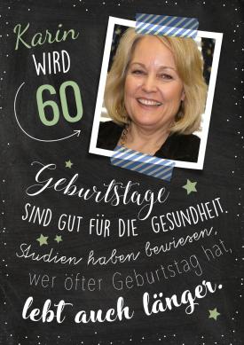 Gesundheit 60 Einladung Geburtstag Einladungskarten