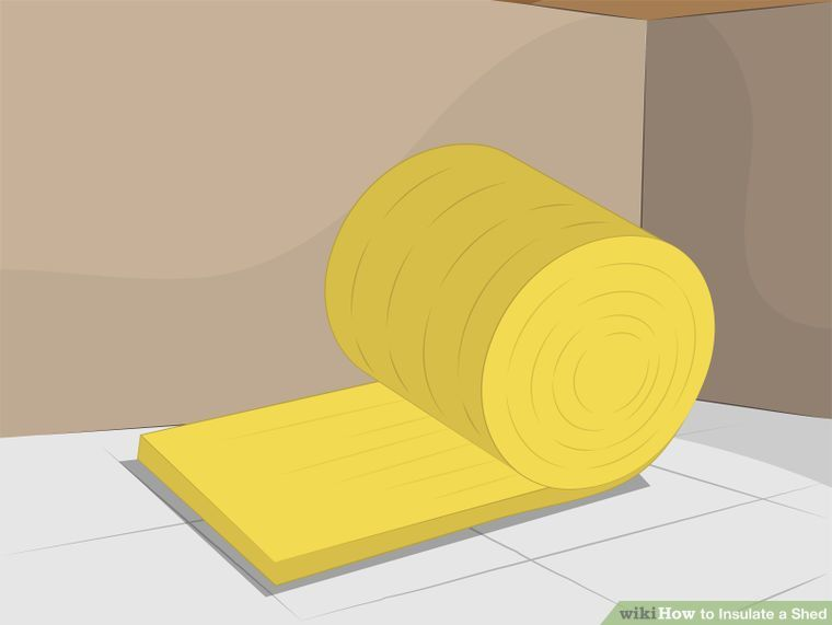 How to insulate a shed insulating a shed metal shed