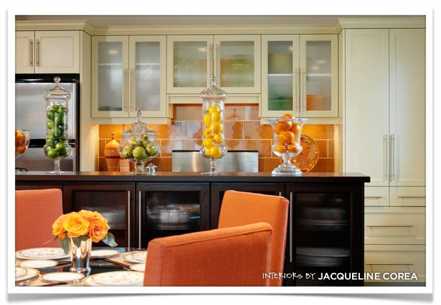 Mesmerizing How To Decorate Kitchen Counter Space Gallery - Best ...