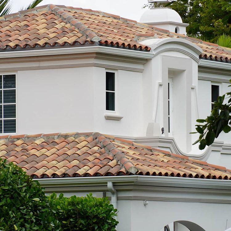 verea clay roof tile on instagram