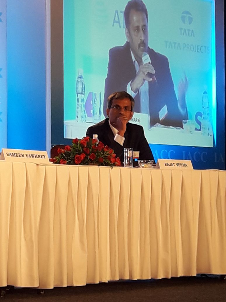 Mr  Rajat Verma, MD & Head Commercial Banking, HSBC India at