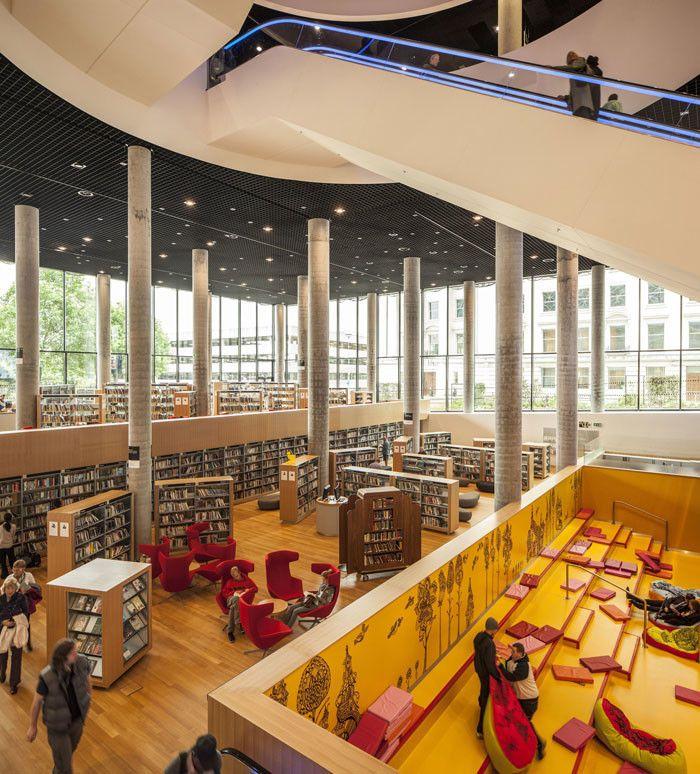 Interior Design Vs Architecture Reddit: Library Of Birmingham By Mecanoo