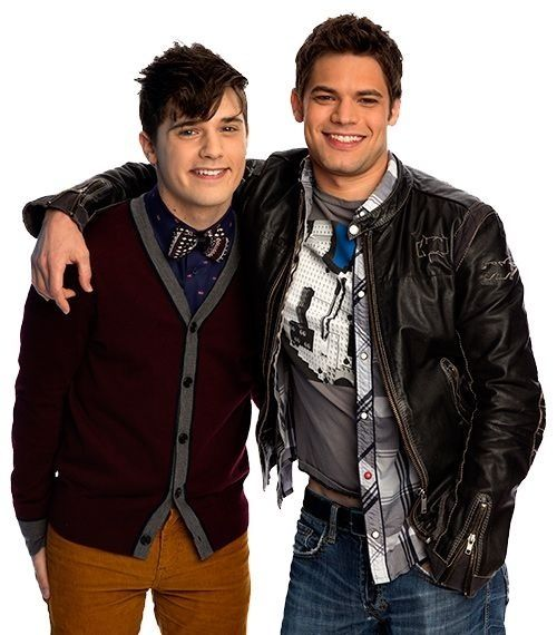 andy mientus jeremy jordan i just want to work with one both of
