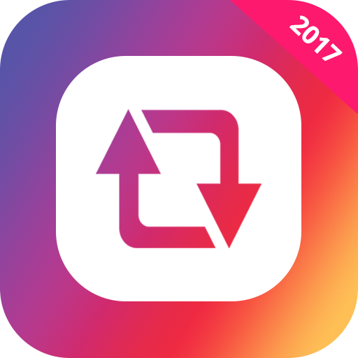 Popular App Insta Repost Instagram by RealGuideApps