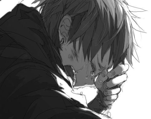 sad little boy | Sad T^T in 2019 | Anime crying, Sad anime ...