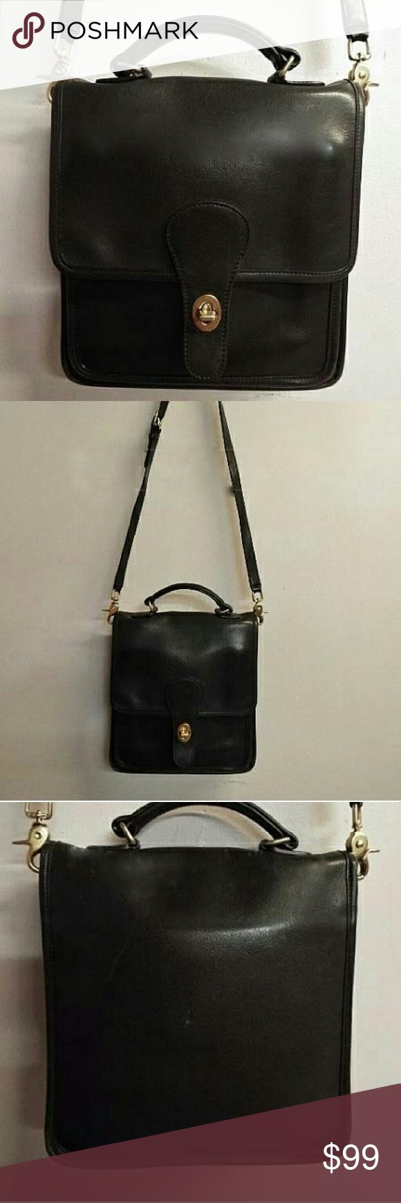 Vintage Coach Bag/Purse