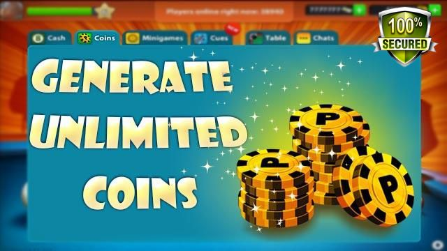 Updated Get In 2 Minutes 8 Ball Pool Hack Get Coins Cash And Extra Cues Generator Android Ios In 2020 Pool Hacks Pool Coins Pool Balls