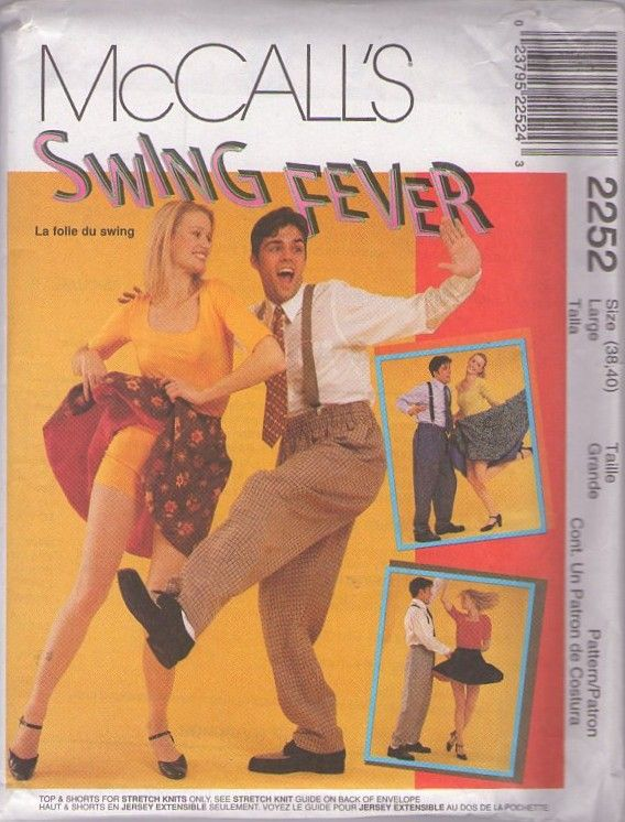 MOMSPatterns Vintage Sewing Patterns - McCall\'s 2252 Retro 90\'s ...