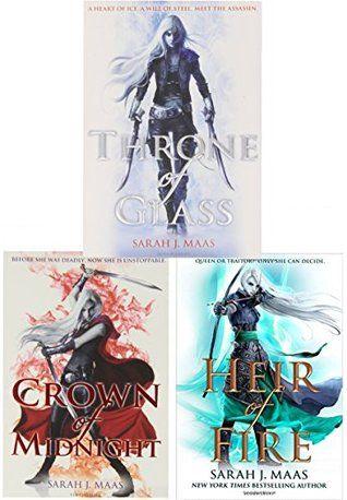 Throne Of Glass Series By Saah J Maas Assassin S Blade 4