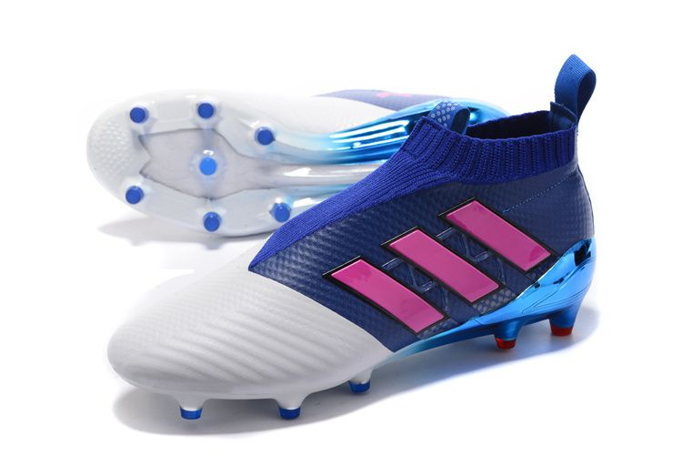 Adidas Ace 17 Purecontrol Fg Dragon Core Black Blue White Football Boots Football Boots Adidas