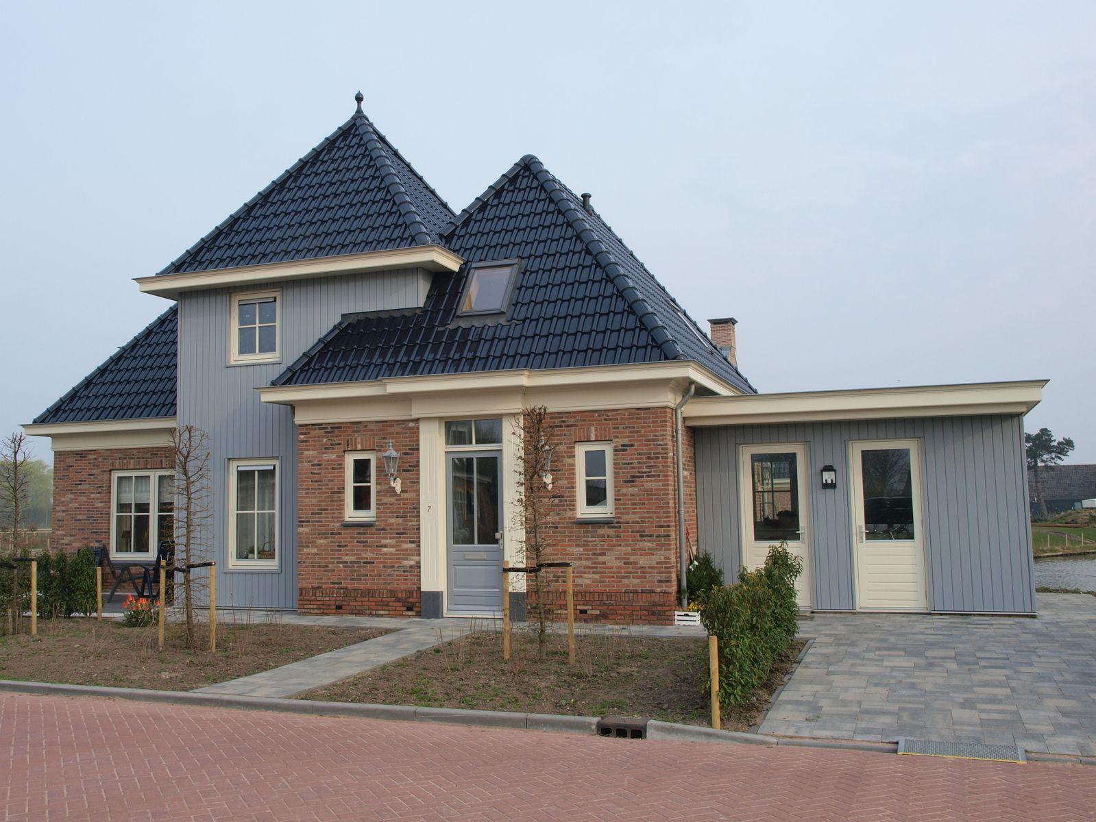 Woonboerderij type a houses pinterest huizen en decoratie