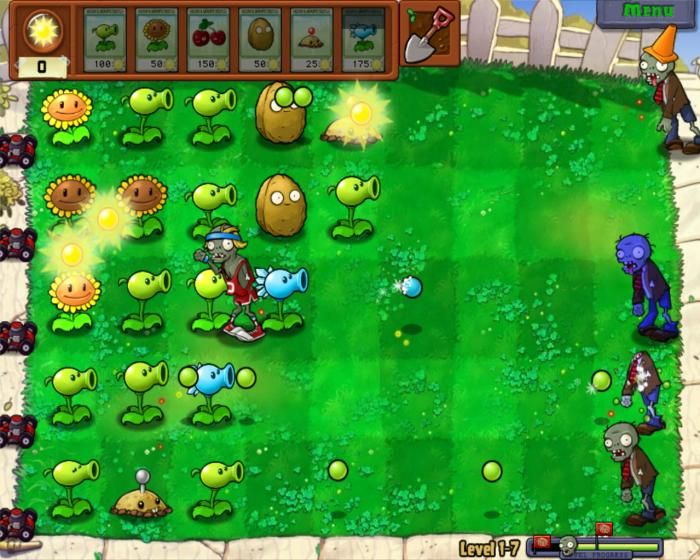 Plants Vs Zombies For Mac Game Angry Fruit For Mac Http