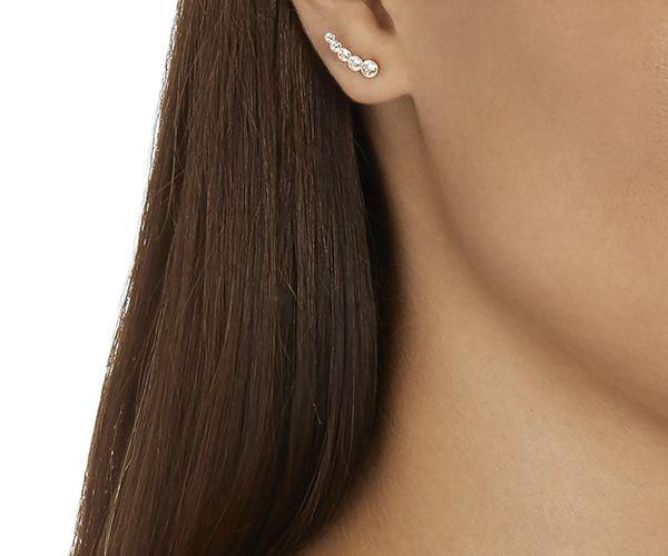 1c39cf62c Harley Earlobe Pierced Earrings - Jewelry - Swarovski Online Shop ...
