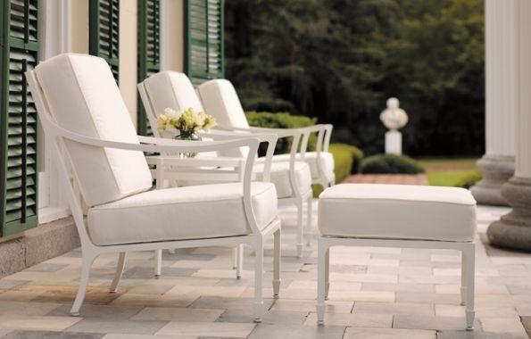 Mckinnon And Harris Estate Garden Yacht Furniture