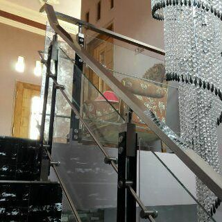 jasa pembuatan railing tangga & balkon 085732141033 - jasa
