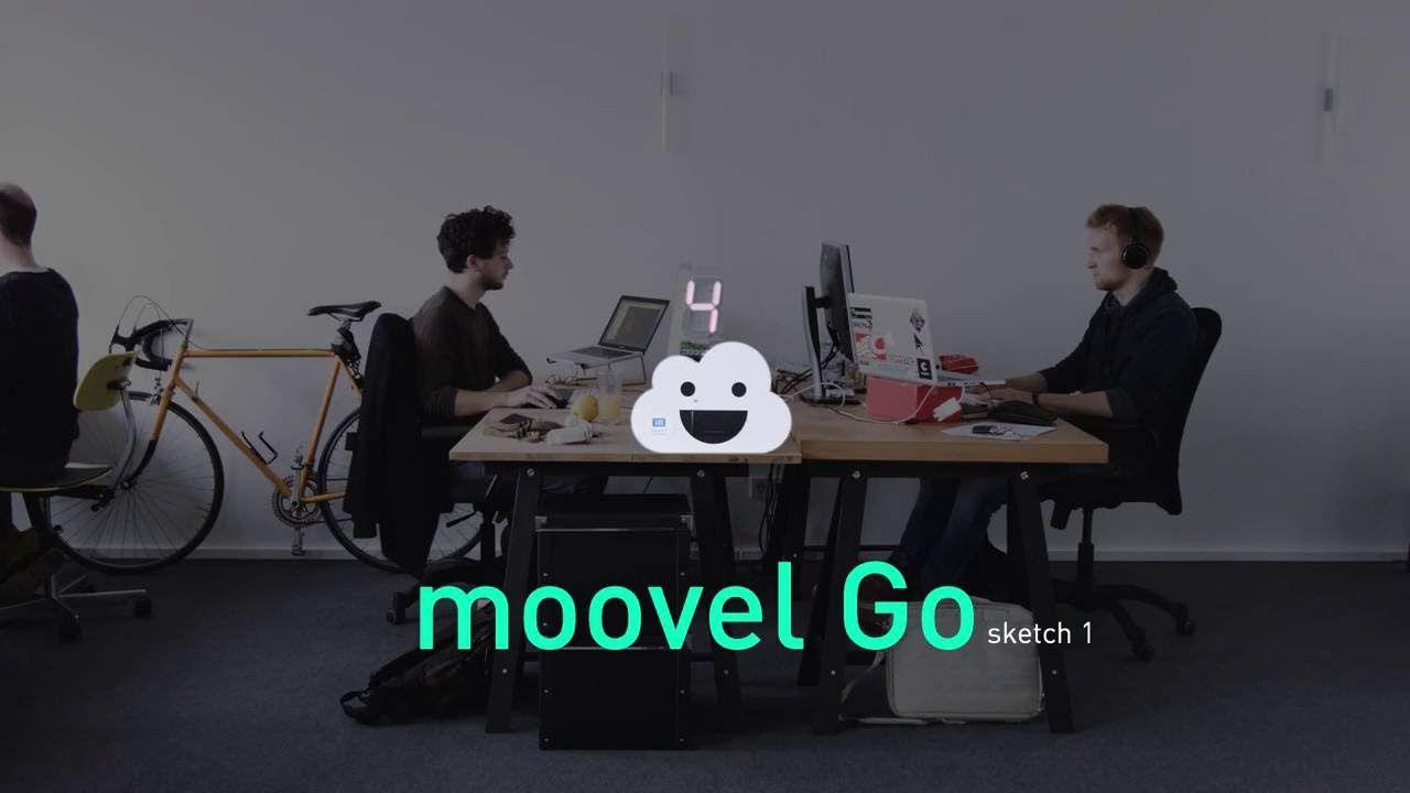 moovel Go v1: The Mobility Printer