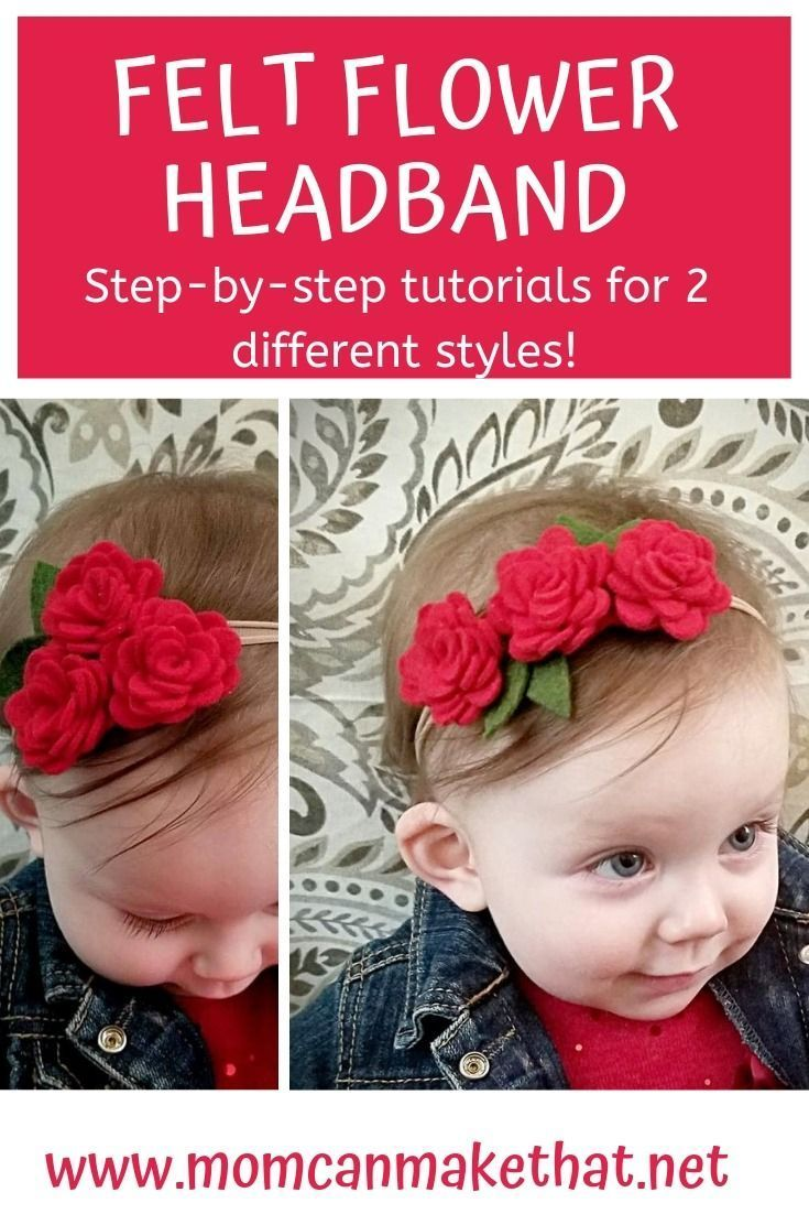 Felt Flower Headband #diybabyheadbands Felt flower headband tutorial. Super easy and quick project! Looks adorable on your little one and can be made to match any outfit!! #feltflowerheadbands Felt Flower Headband #diybabyheadbands Felt flower headband tutorial. Super easy and quick project! Looks adorable on your little one and can be made to match any outfit!! #feltflowerheadbands