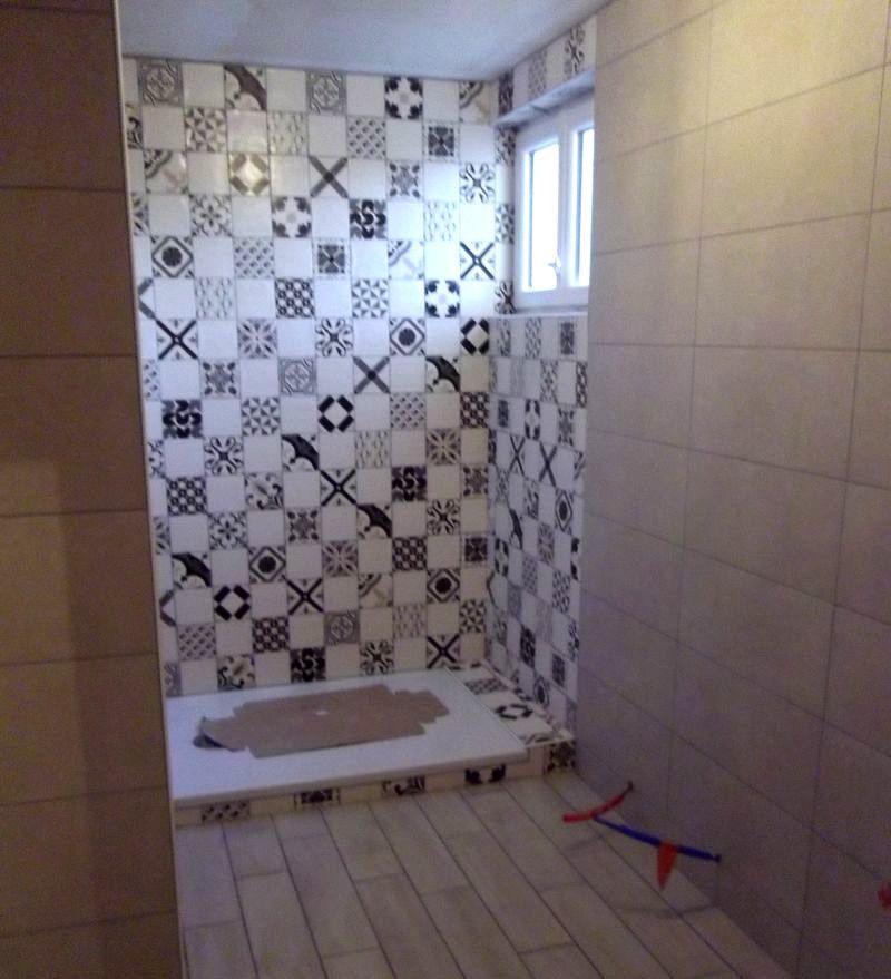 carrelage quimper   Bathtub, Bathroom, Toilet