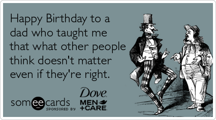 Ceef9782b5d5abbd1f668ef7e2c7c445 Funny Birthday Ecards For Dad