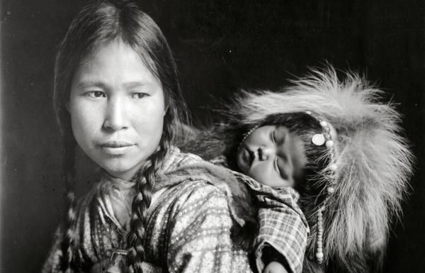 amerindian symbols inuits   Why Native Moms Will Rule the World: Happy Mother's Day - ICTMN.com