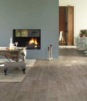 Weathered Oak Floors Wall Color Is Nice Grey Laminate Flooring Living Room Flooring Laminate Flooring