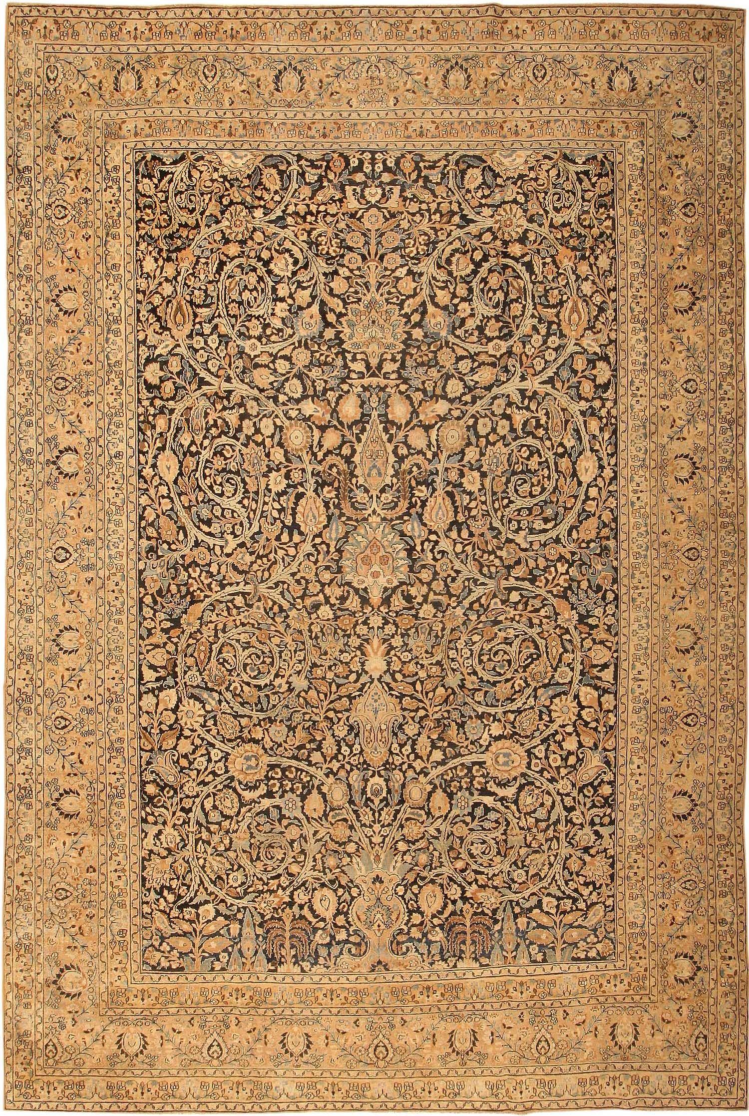 Antique Khorassan Persian Carpets # 41814