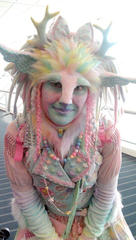 Lithe-Fider #fairykei | Decora in 2019 | Cosplay hair, Cosplay, Art blog