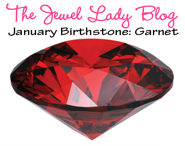 The Jewel lady January 2015 Blog Post. Fun and Fascinating Facts about the January Birthstone. http://thenaillady.com/january-swarovski-birthstone-garnet/