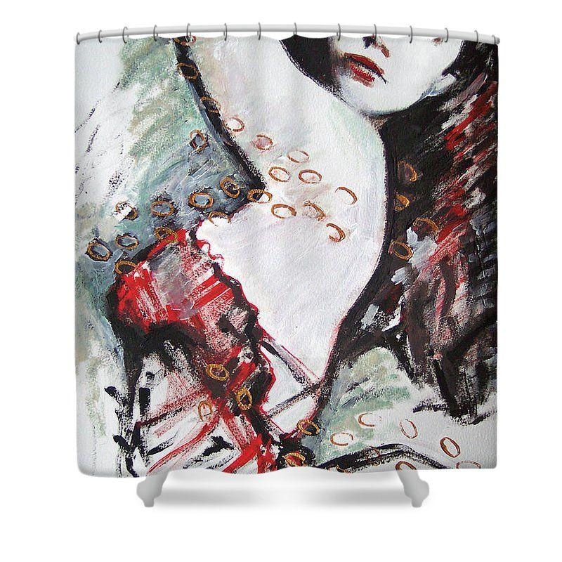 Broken Wings Shower Curtain For Sale By Lee Wilde