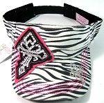 Zebra Visor Cross