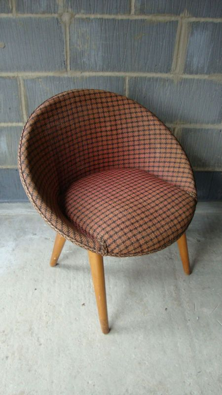 Vintage 1960\'s Small Tub Chair | For the Home | Pinterest | Small ...