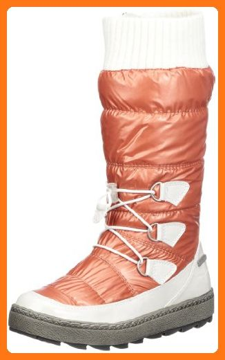Tamaris ACTIVE 1 1 26638 39, Damen Snowboots, Orange (ORANGE