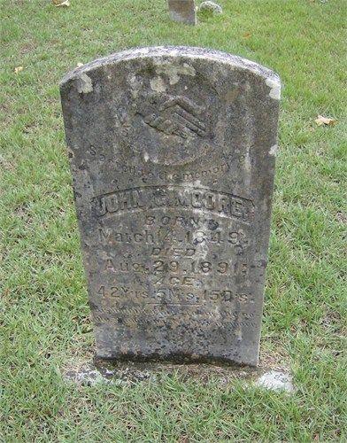 John G. Moore