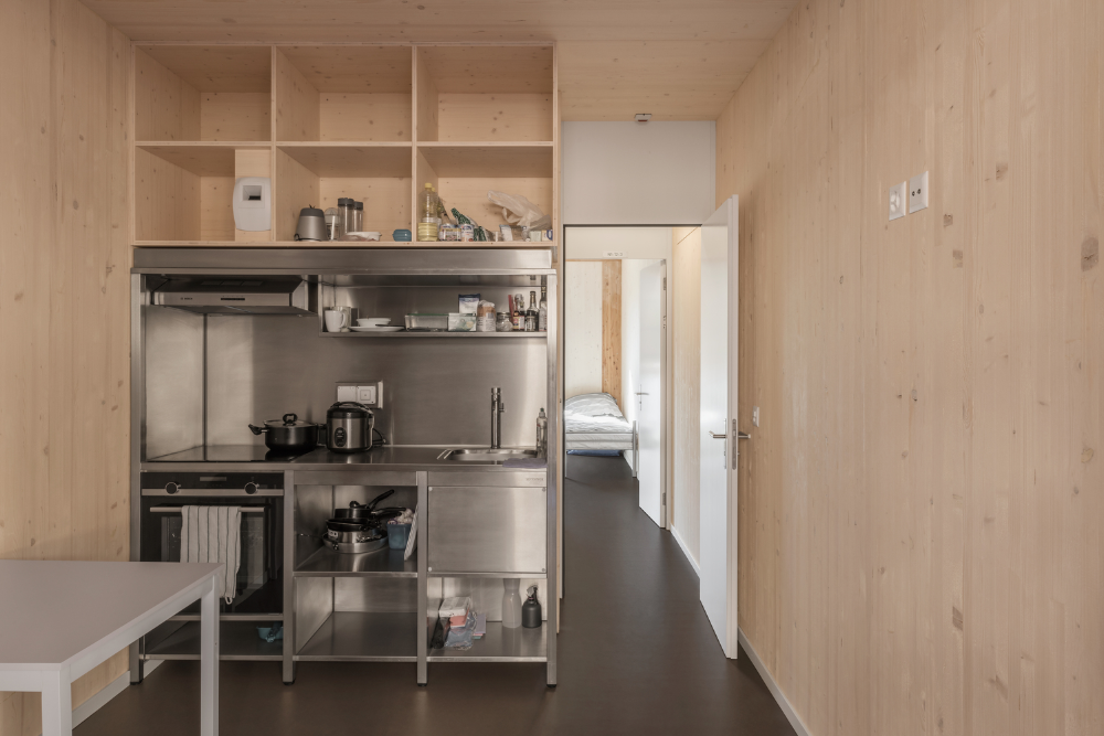 Gallery Of Rigot Collective Dwelling Centre Acau Architecture 8 In 2020 Architecture Dwell House Design
