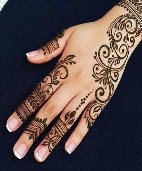 Henna Art 2017 Hair And Beauty Henna For Hands حنا