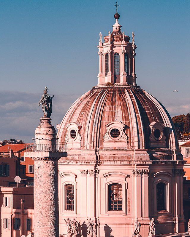 Guardando Sul Cielo Di Roma Si Trovano Sempre Meraviglie