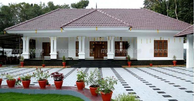 Smarthome Farmhouse Style House Kerala Houses Kerala House Design