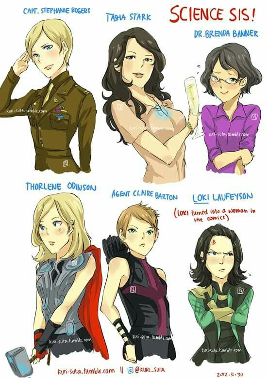 Loki baboso en cualquier circunstancia... jajaja