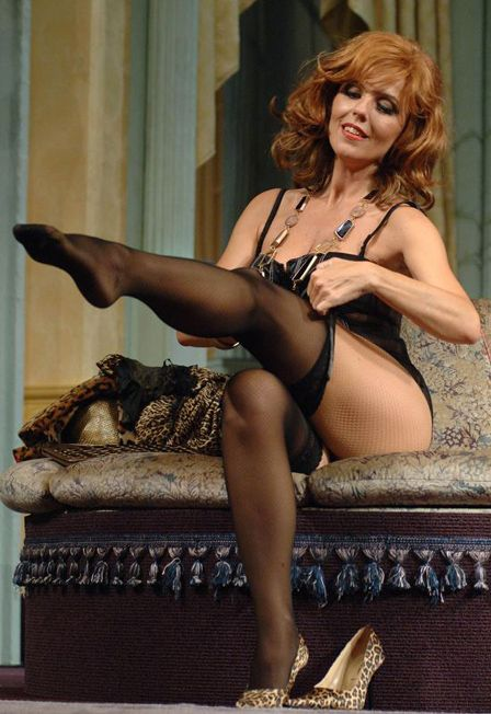 stockings Cougar housewife