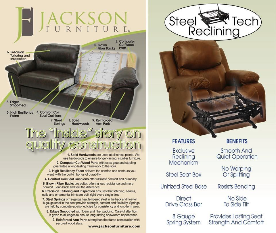 Jackson & Catnapper Construction | Product Features ... on