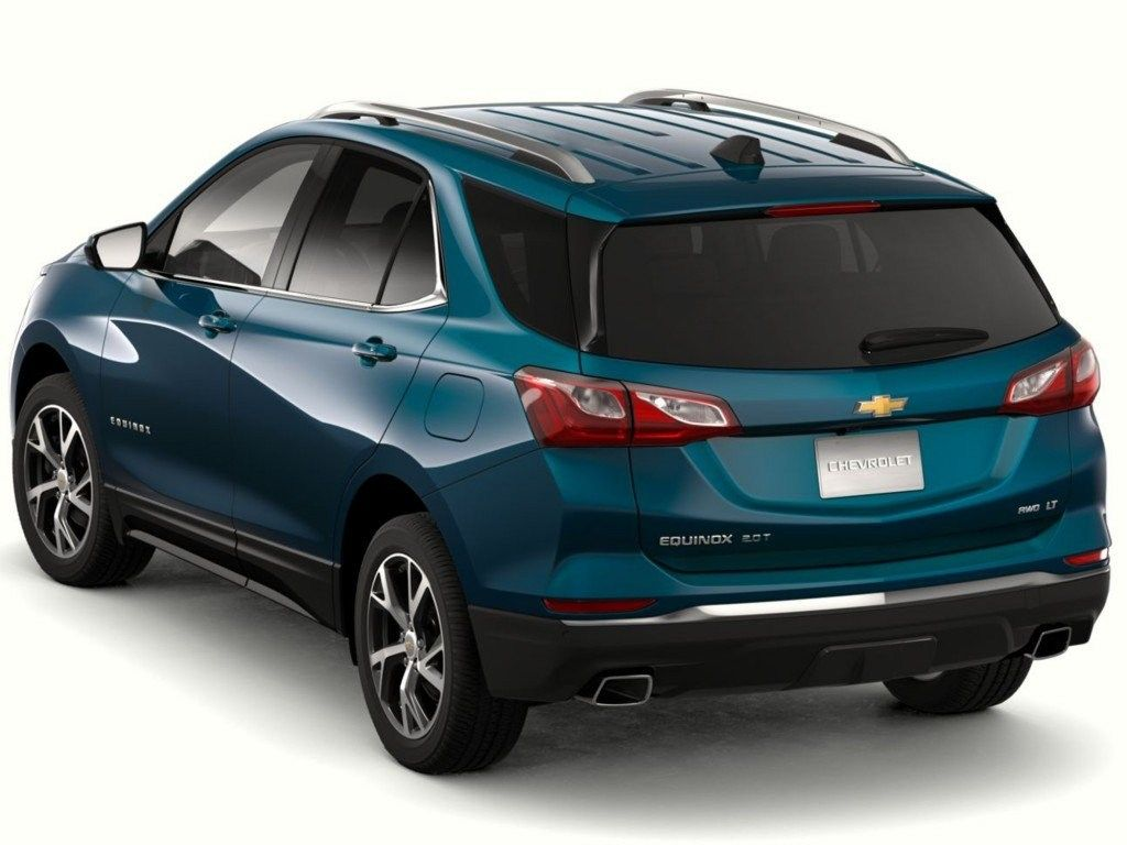 2019 Chevrolet Equinox Colors Redesign