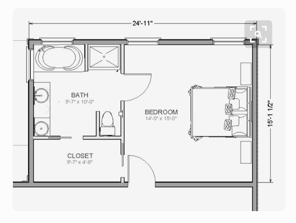 Master Bedroom Addition Replace Tub With Washer And Dryer Master Bedroom Plans Master Bedroom Addition Master Bathroom Layout