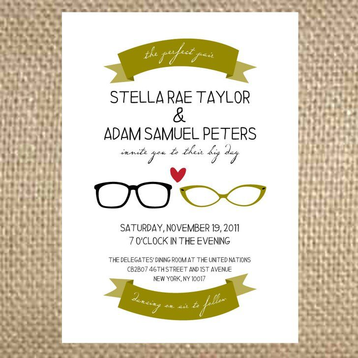 Geek Wedding Ideas: 20 Wedding Invites For Geeks In Love