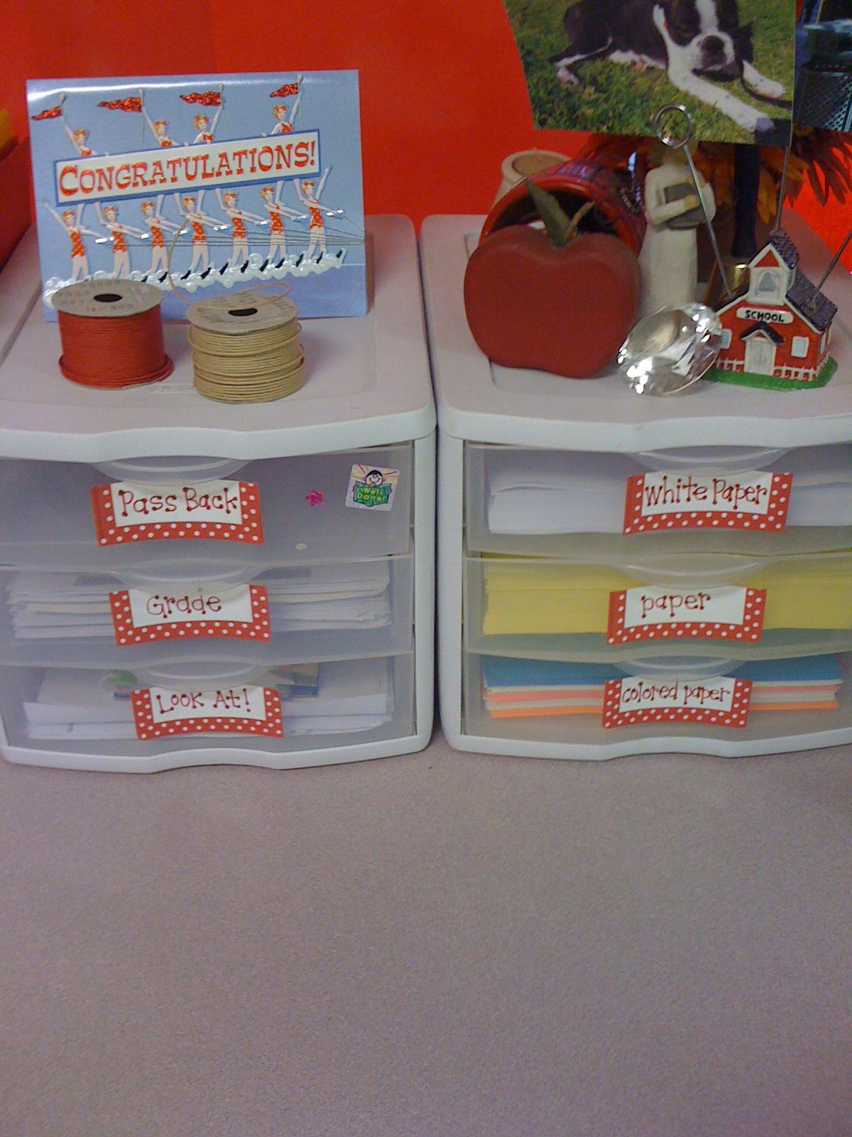 A Day in the Life of a Classroom Teacher: January 2011
